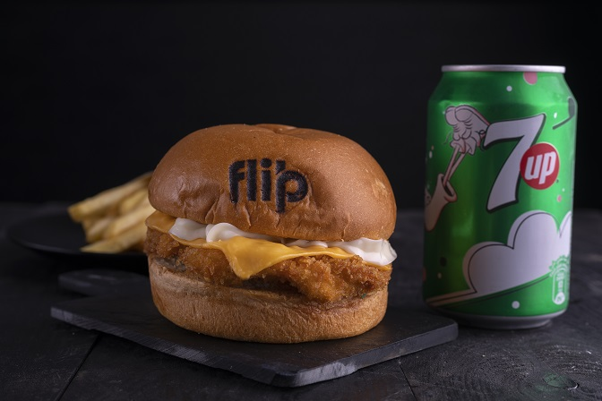 Chicken Burger Meal وجبة برجر الدجاج