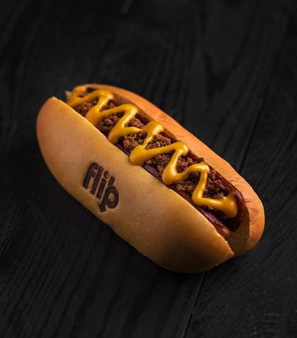 Flip's Chili Hot Dog تجيلي هوت دوج