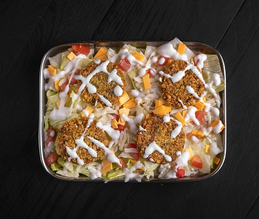 Falafel Salad سلطة الفلافل